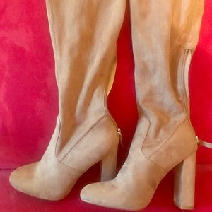 Beautiful Steve Madden Emotions Thigh High Boots